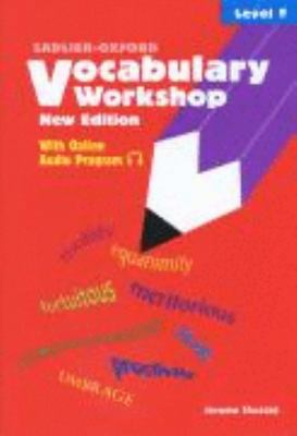 Vocabulary Workshop Level F