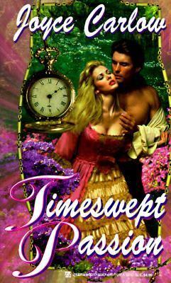 Timeswept Passion - Joyce Carlow - Mass Market Paperback