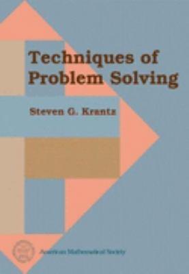 Techniques of Problem Solving