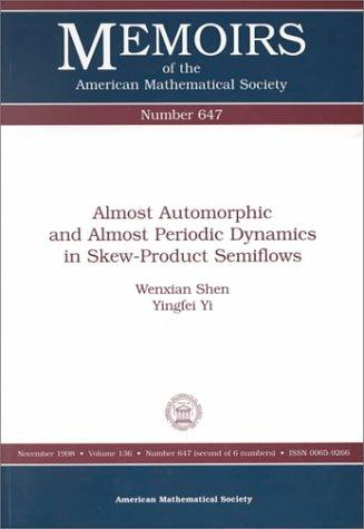Almost Automorphic and Almost Periodic Dynamics in Skew-Product Semiflows (Memoirs of the American Mathematical Society)