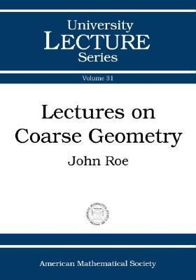 Lectures on Coarse Geometry