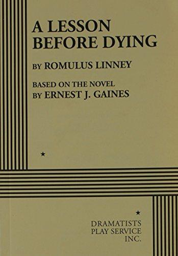 a lesson before dying complete summary Free summary and analysis of chapter 1 in ernest j gaines's a lesson before dying that won't make you snore we promise.