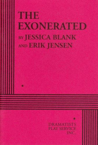 The Exonerated - Acting Edition