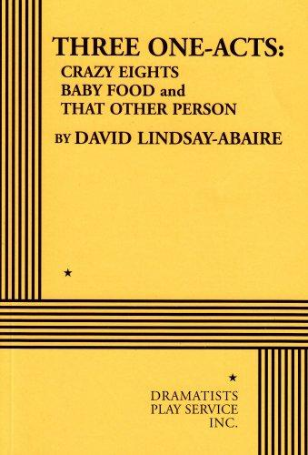 Three One-Acts by David Lindsay-Abaire - Acting Edition