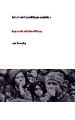 Subalternity and Representation Arguments in Cultural Theory