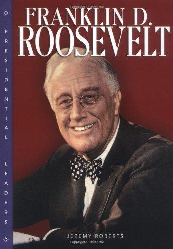 franklin d roosevelt leadership University of texas at austin history professor hw brands talks about franklin d roosevelt and presidential leadership.