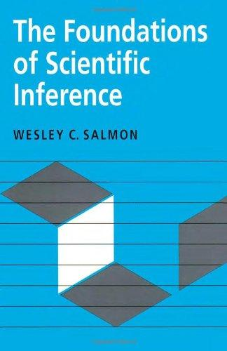 The Foundations Of Scientific Inference (Pitt Paperback)