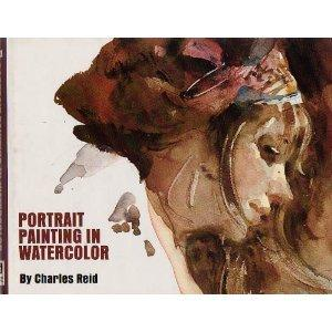 Portrait Painting in Watercolor