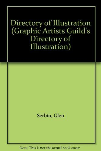 Graphic Artists Guild's Directory of Illustration, Vol. 5-ExLibrary