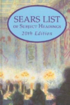 Sears List of Subject Headings