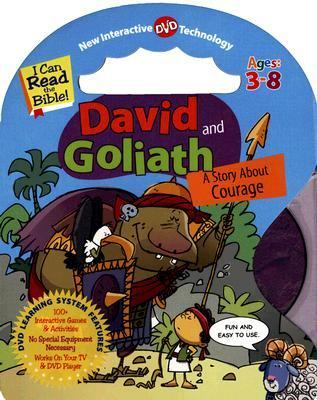 David And Goliath A Story About Courage