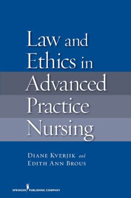 law and ethics for nurses In every nurse's career, he or she will face with legal and ethical dilemmas one  of the professional competencies for nursing states that nurses should integrate .