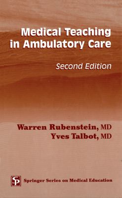 Medical Teaching in Ambulatory Care