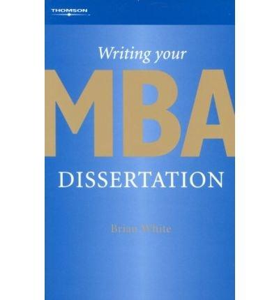 white brian dissertation Economics custom papers dissertation skills for business and management students brian white do you need a thesis for a research paper speech outline.