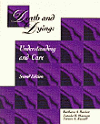 Death and Dying Understanding and Care