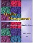 Quality Management in Nursing and Health Care (Professional Reference-Nursing)