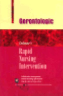 Rapid Nursing Interventions Gerontologic