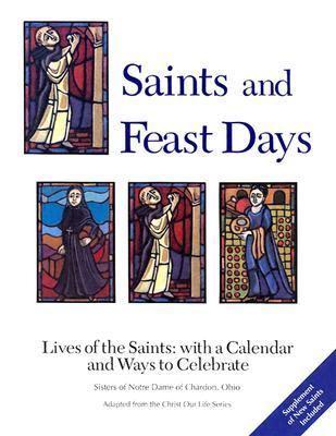 Saints and Feast Days Lives of the Saints