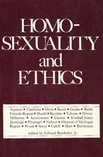 Ethics of homosexuality