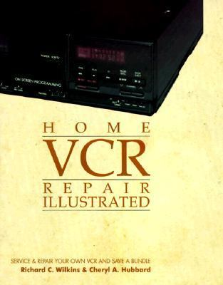 home vcr repair illustrated pdf