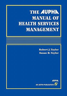 Aupha Manual of Health Services Management