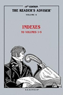 Reader's Adviser Indexes