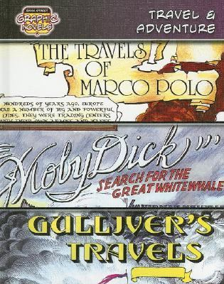 Travel & Adventure The Travels of Marco Polo/Moby Dick/Gulliver's Travels