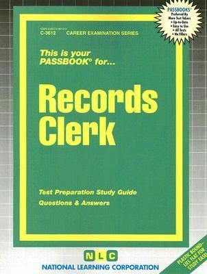 Records Clerk