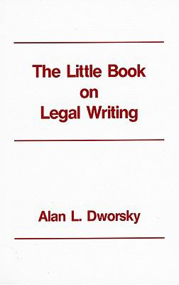 Little Book on Legal Writing