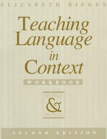 teaching language in context 2nd edition pdf