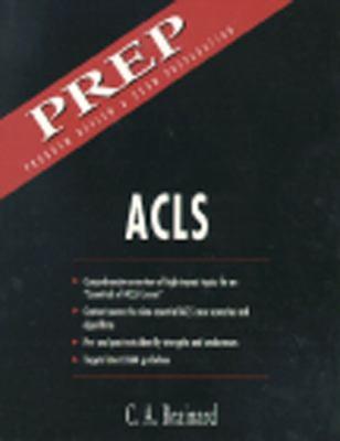 Essentials of Acls Program Review & Exam Preparation