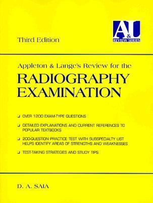 Appleton+lange's Rev.f/radiography Exam