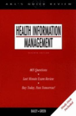 Health Information Management 865 Questions & Answers
