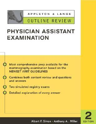 Appleton & Lange's Outline Review for the Physician Assistant Examination