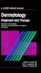 Dermatology: Diagnosis and Therapy