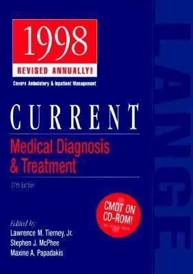 CURRENT Medical Diagnosis & Treatment 1998