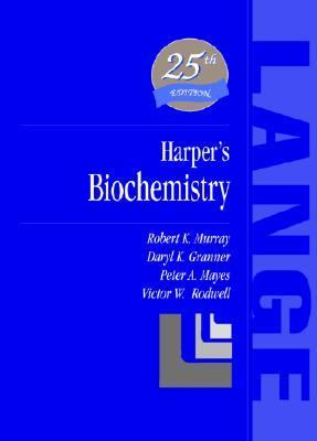 HARPER'S BIOCHEMISTRY (P)