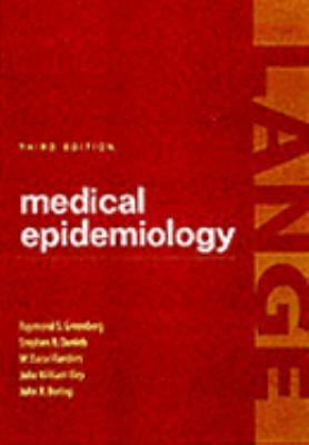 Medical Epidemiology (Lange Series)