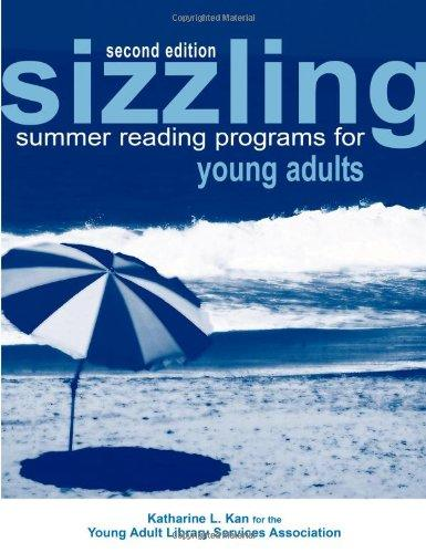 Adult summer reading program young