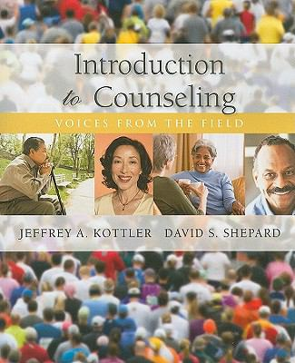Introduction to Counseling: Voices from the Field (HSE 125 Counseling)