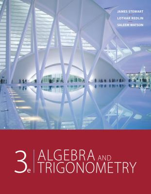 Algebra and Trigonometry, 3rd Edition