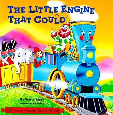 Little Engine That Could - Watty Piper