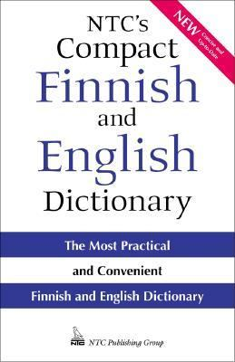 NTC's Compact Finnish and English Dictionary | Rent 9780844203256 | 0844203254
