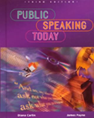 Public Speaking Today