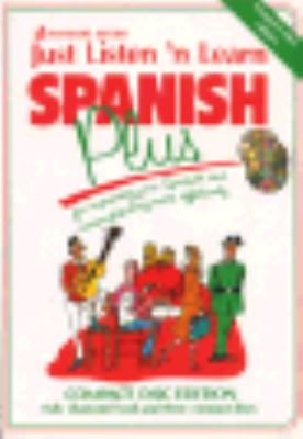 Just Listen 'N Learn Spanish Plus (Just Listen N' Learn) (Spanish Edition)