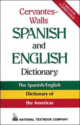 Cervantes-Walls Spanish/English Dictionary Spanish-English, English-Spanish