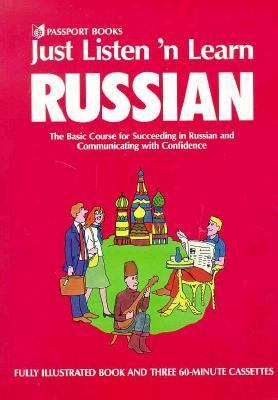 Just Listen 'n Learn Russian, Vol. 3