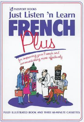 Just Listen 'N Learn French Plus