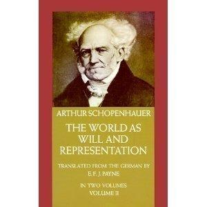 The World As Will and Representation (2-Volume Set)