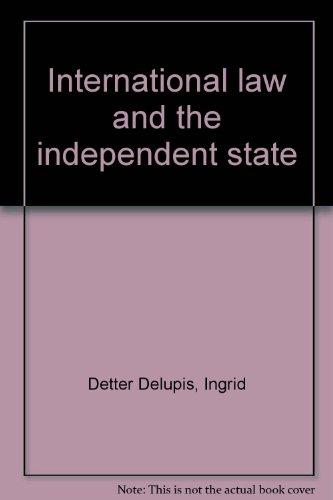 International law and the independent state